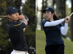 Jinbo Ha e Luíza Caetano são campeões do Tour Juvenil no Paraná