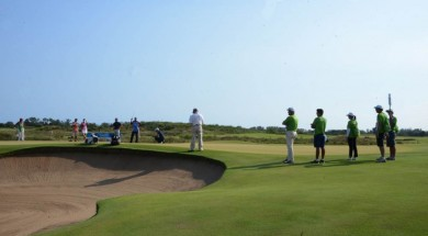 Torcedor pode aprimorar seus conhecimentos sobre golfe na teoria e na prática | Foto Rio 2016/Mathilde Molla