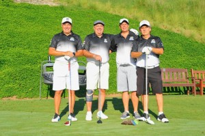 Alberto Guilger, Glen Valente, Neneto Camargo e Angelo Derenze - Foto: Samuel Chaves