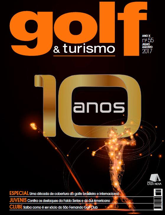 Edição nº55 Golfe & Turismo