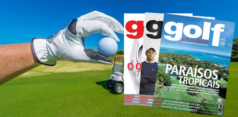 revista de golfe
