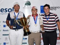 Marcos Negrini, Paulo Mattos e Leonardo Dale/Foto Thais Pastor/FPG