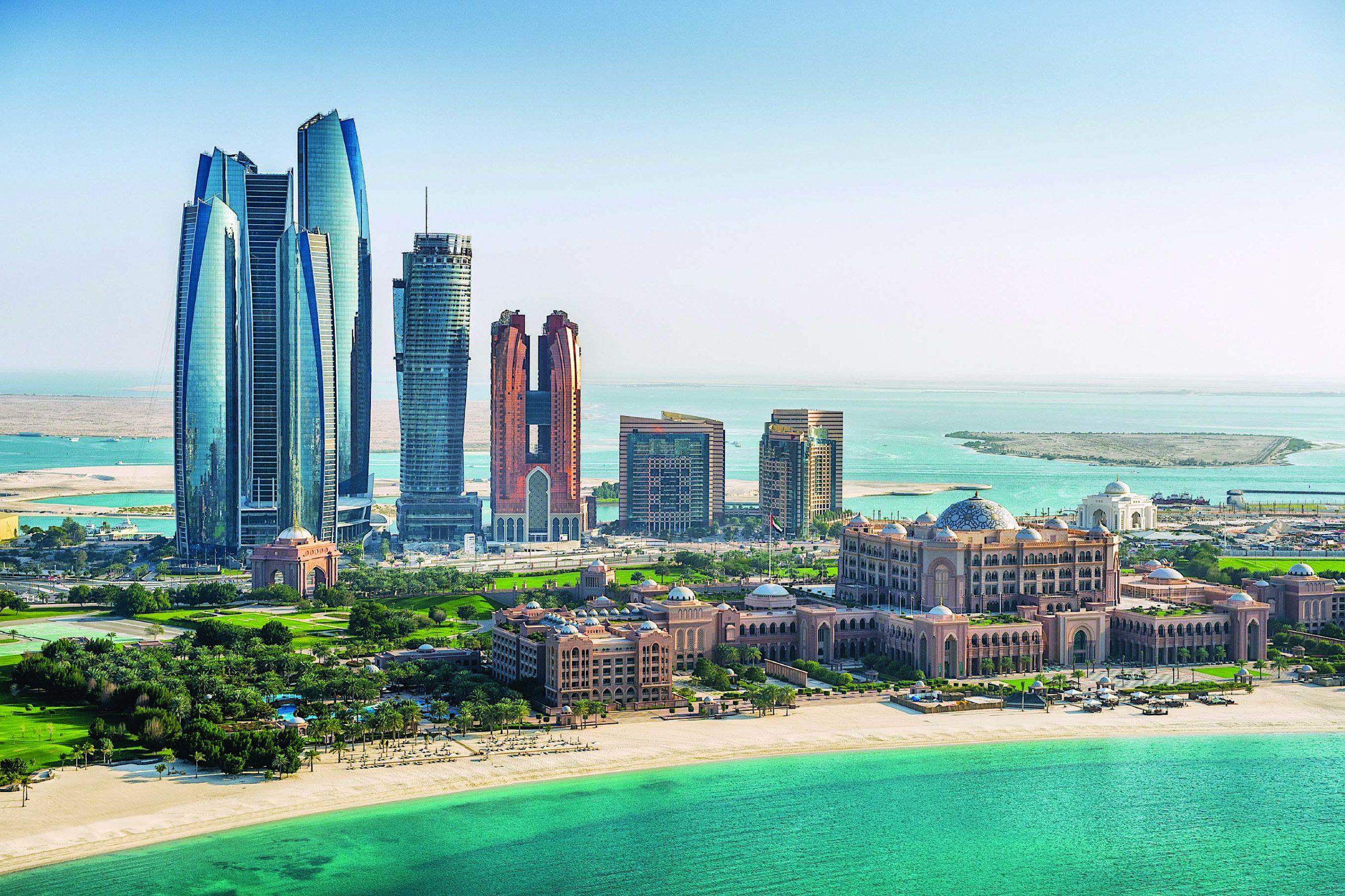 Abu Dhabi: quatro sonhos no deserto - Golfe & Turismo